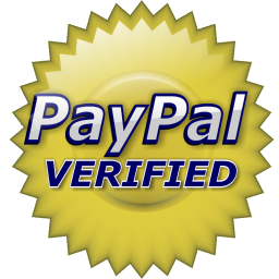 paypal verifired