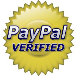 paypal verifired